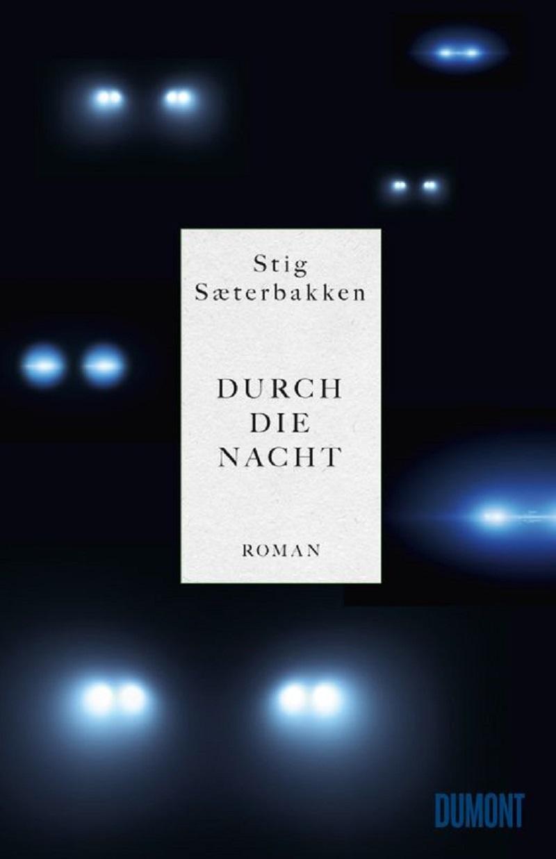 """Cover Stig Sæterbakken """"Durch die Nacht"""""""