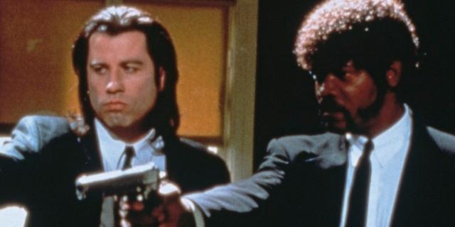 Szene aus Pulp Fiction