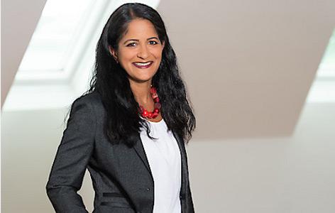 Porträtfoto der ACR-Geschäftsführerin Sonja Sheikh