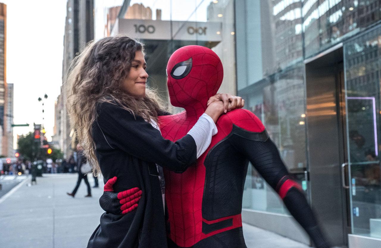 Bilder aus dem Film Spider-Man: Far From Home