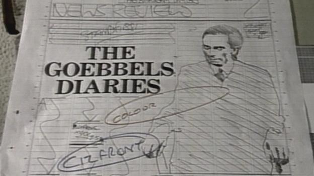 Göbbels Tagebücher