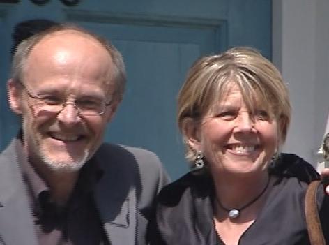 Dr. Patricia Rashbrook und Gatte