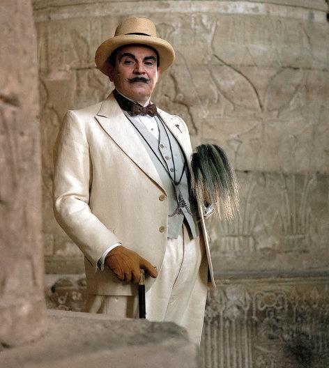 Agatha Christie's Poirot  Tod auf dem Nil  Originaltitel: Death on the Nile (GB 2004), Regie: Andy Wilson