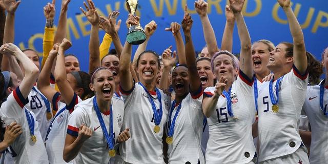 USA gewinnen die Frauen Fußball-WM