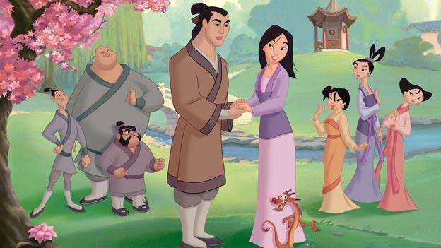Neuverfilmung Mulan