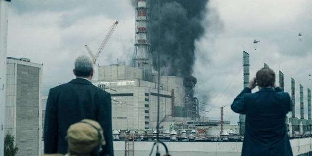 """Filmszene aus der Serie """"Chernobyl"""""""