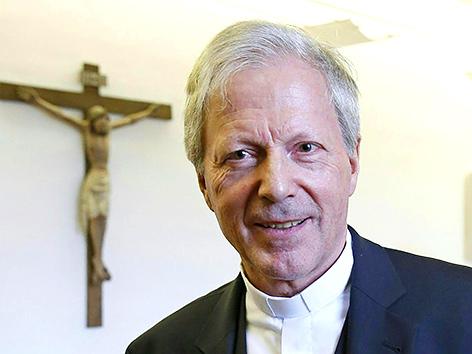 Der Kärntner Domprobst und ehemalige Diözesanadministrator Engelbert Guggenberger