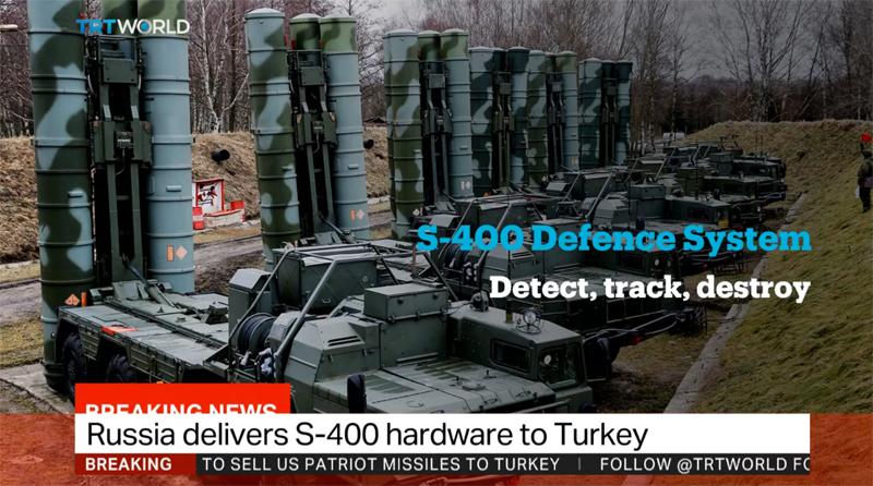 S-400 Waffen