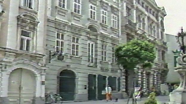 St. Pölten wird Landeshauptstadt