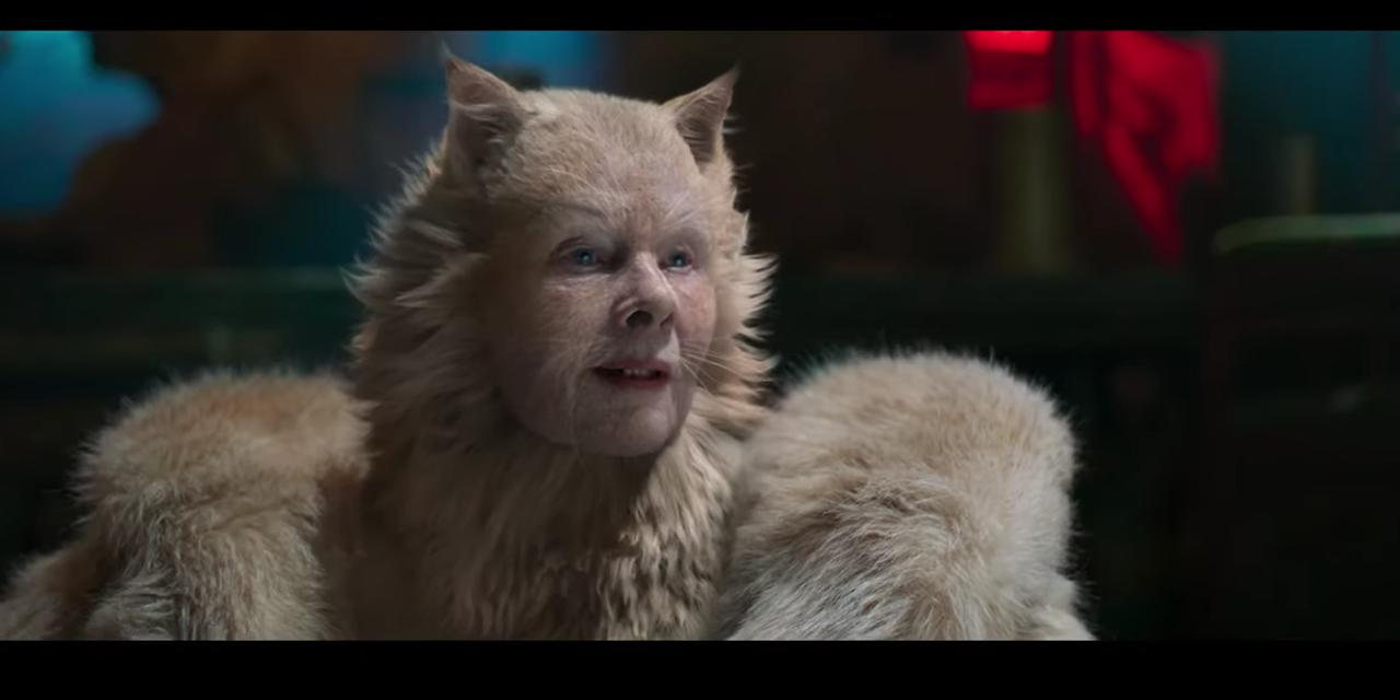 Ein Ausschnitt aus dem Cats Film