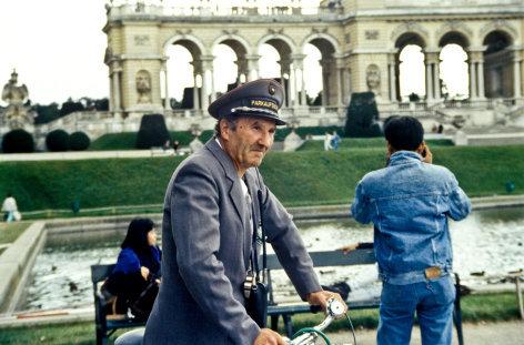 Alltagsgeschichte  Im Park  Originaltitel: AUT 1991