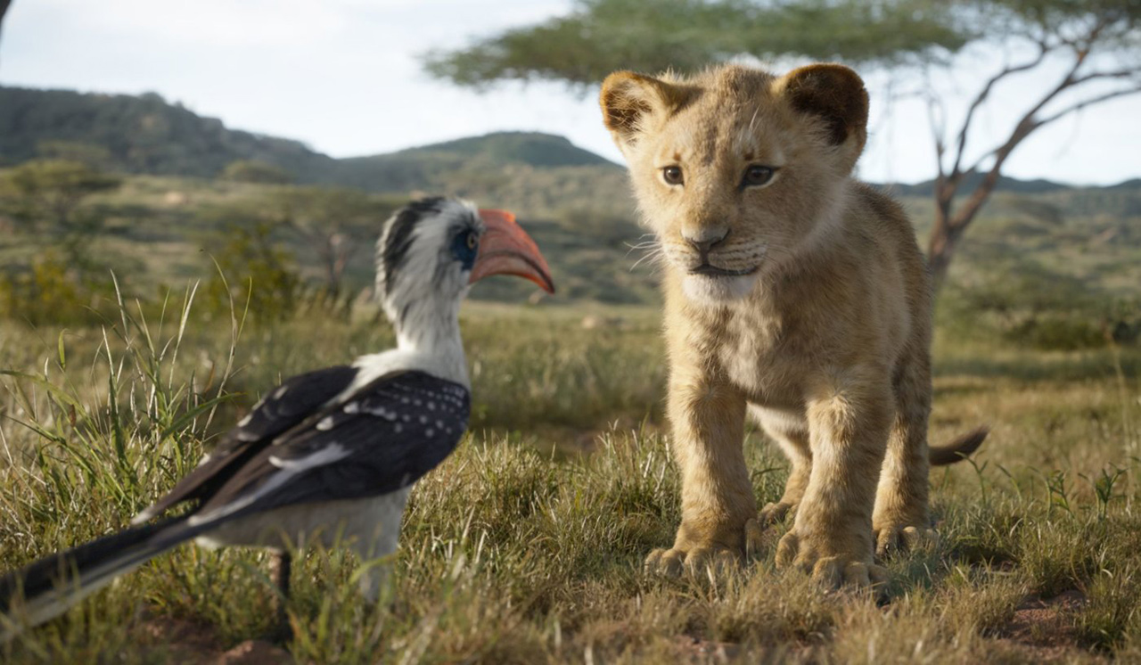 """The Lion King"" Filmstills"