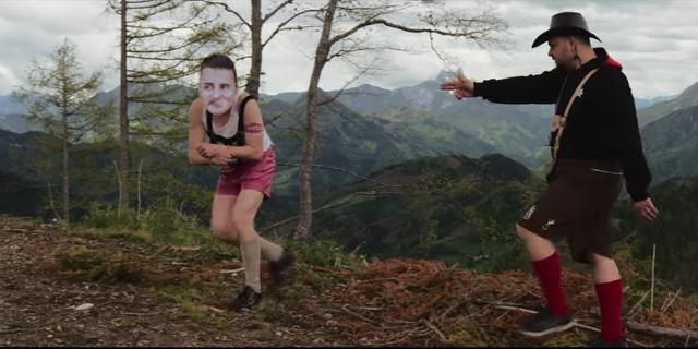 Ein Screenshot aus einem Video von Kid Pex