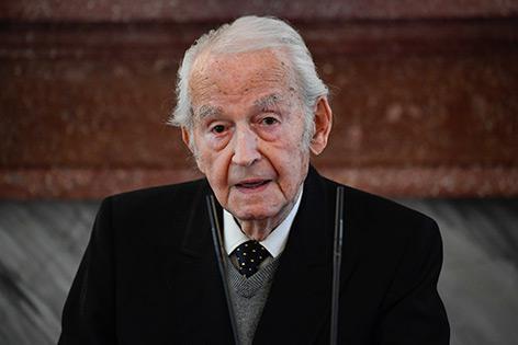 Holocaust-Überlebender Leon Schwarzbaum