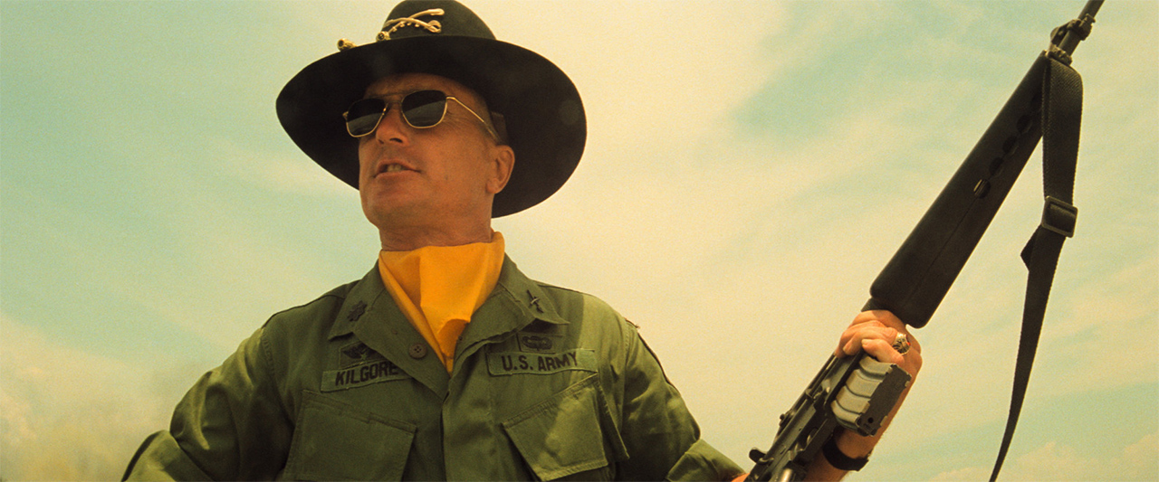 Ltd. Kilgore (Robert Duvall)