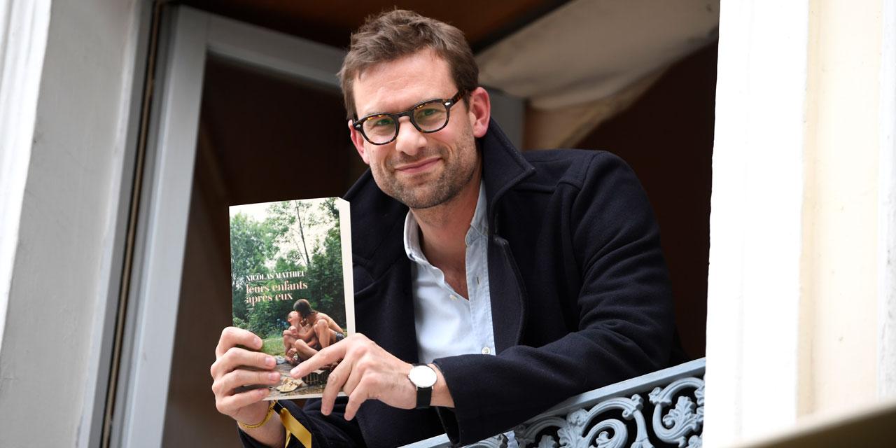 Nicolas Mathieu mit Roman