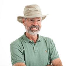 Löwenforscher Craig Packer
