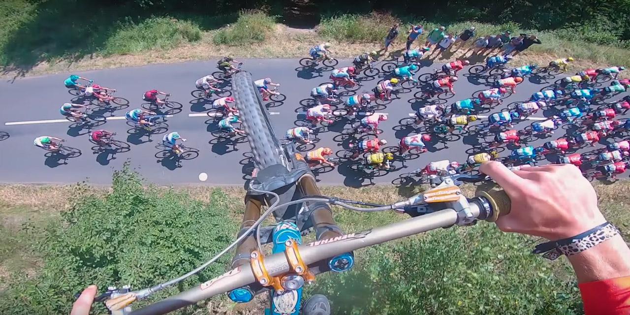Valentin Anuilh gapt die Tour de France
