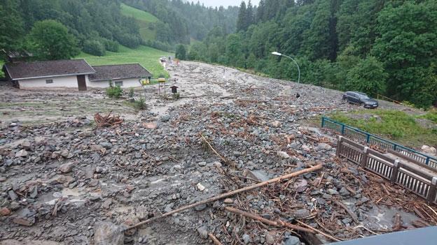 Unwetter In österreich Gestern