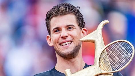 Dominic Thiem gewinnt ATP in Kitzbühel