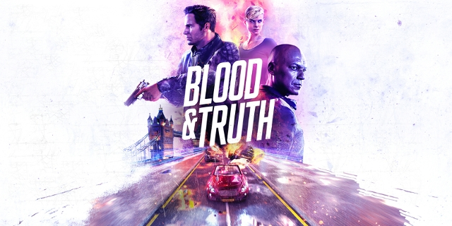 Screenshot des Spiels Blood & Truth