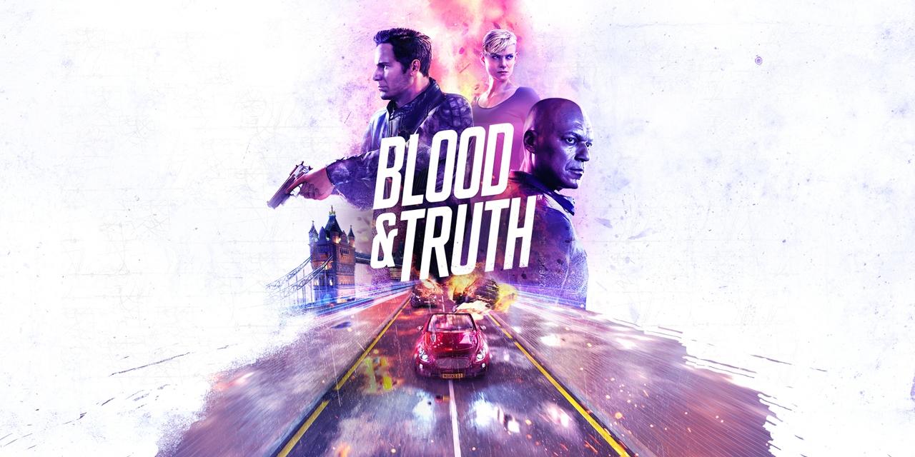 Screenshot des Spiels Blood & Truth