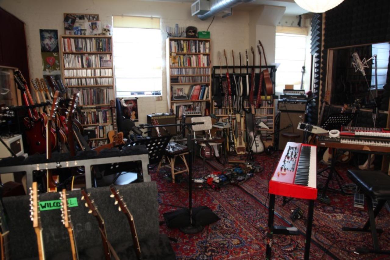 Wilco Rehearsal Loft