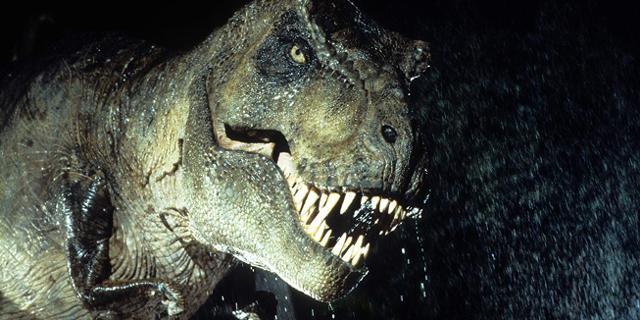 Szenen aus Jurassic Park