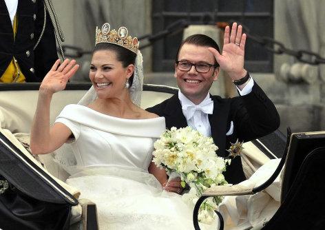Kronprinzessin und Superstar - Kronprinzessin Victoria von Schweden