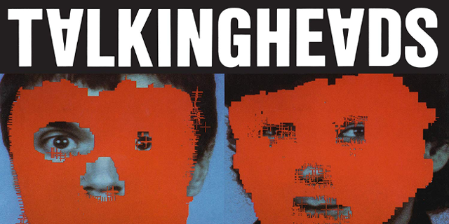 "Cover des Talking Heads Albums ""Remain in Light"""