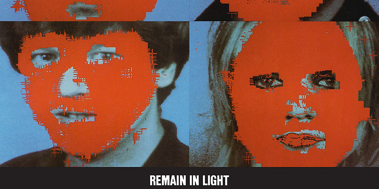 """Cover des Talking Heads Albums """"Remain in Light"""""""