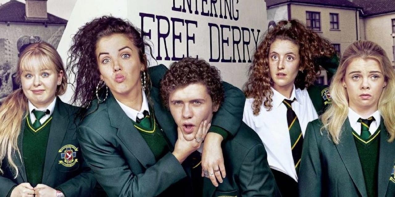 Derry Girls Filmstill