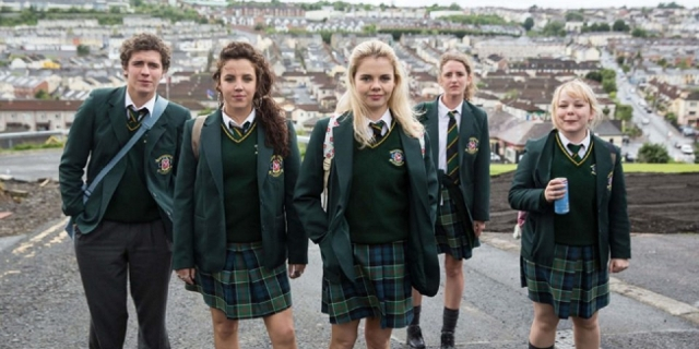 Derry Girls Filmstill