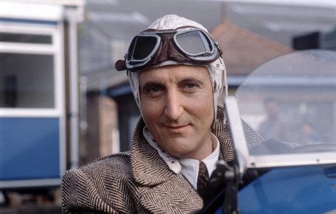 "Agatha Christie's Poirot  Mord ohne Leiche  Originaltitel: Poirot ""The Disapperance of Mr. Davenheim"", (GB 1990), Regie: Andrew Grieve"