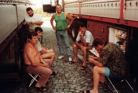 Alltagsgeschichte  Rast an der Autobahn  Originaltitel: Alltagsgeschichte - Rast an der Autobahn (Dokumentation, AUT 1994)