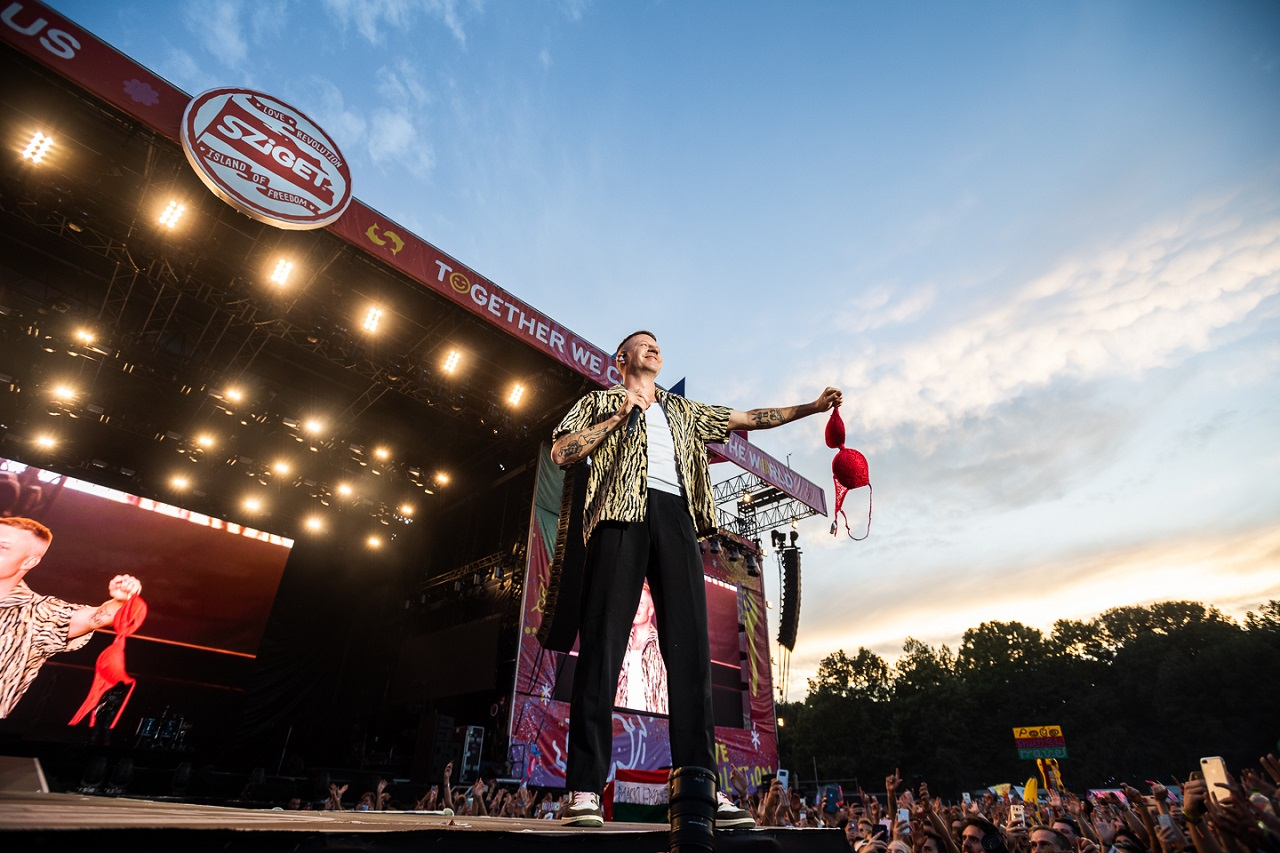 Sziget Festival Acts