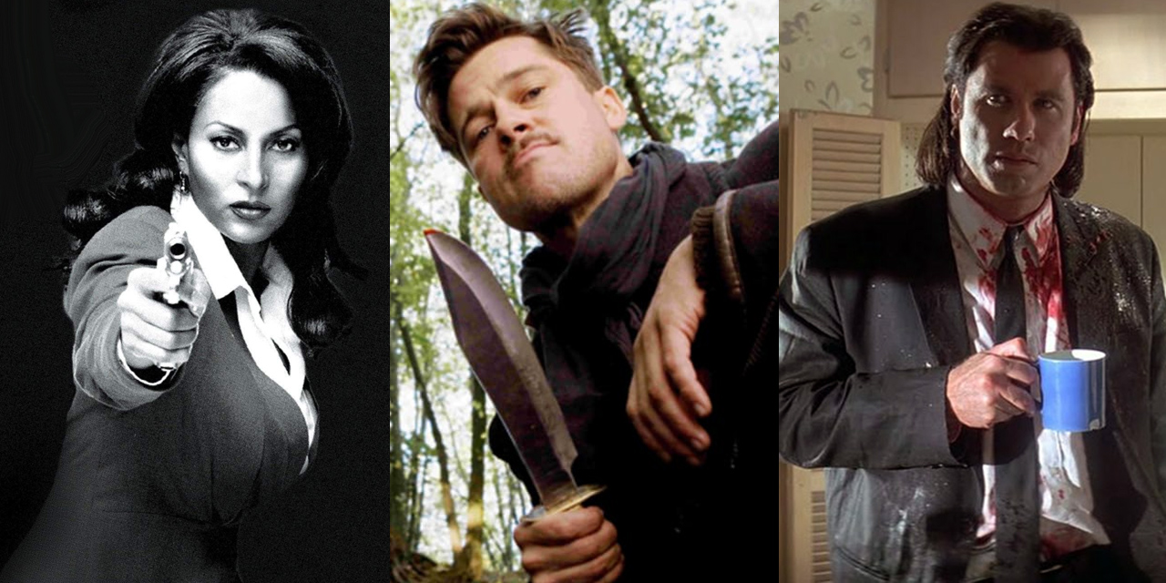 Jackie Brown, Inglorious Basterds, Pulp Fiction