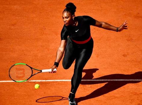 French Open verbietet Serena Williams, dieses Outfit zu tragen
