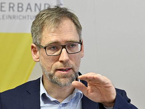 Alexander Bodmann, Generalsekretär der Caritas