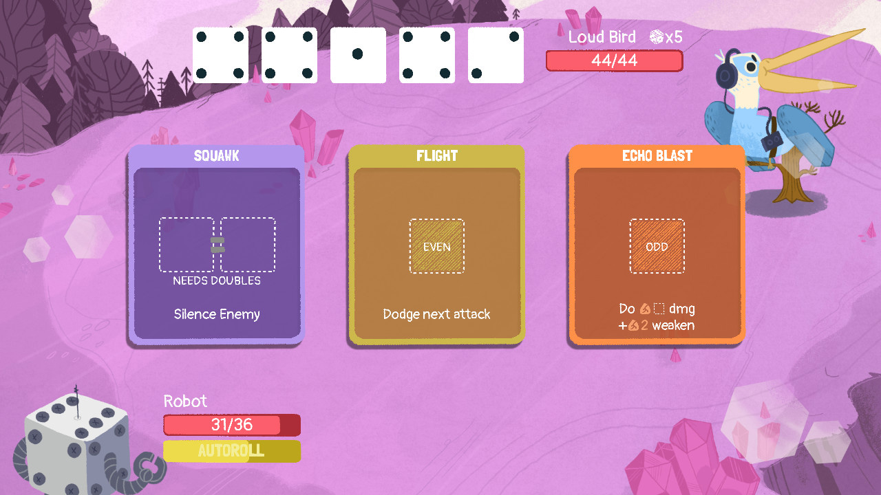 """""""Dicey Dungeons"""""""