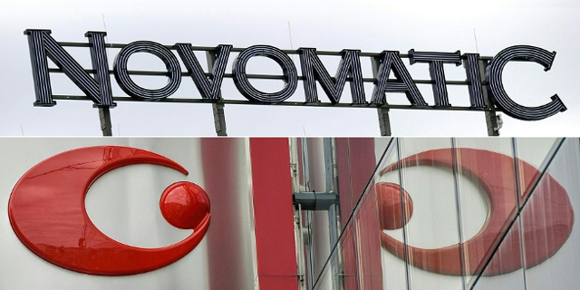 Casinos und Novomatic Logo