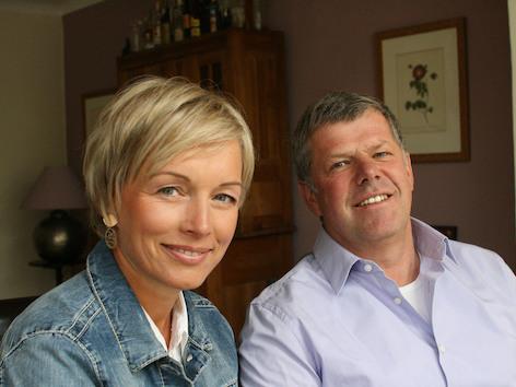 Franziska und Norbert Lechner, 26 Jahre verheiratet