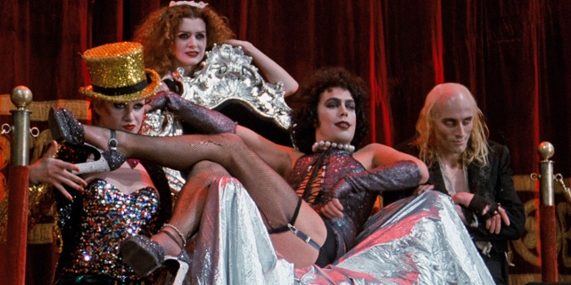 Filmstill aus The Rocky Horror Picture Show