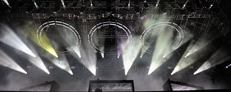 Swedish House Mafia am Frequency Festival