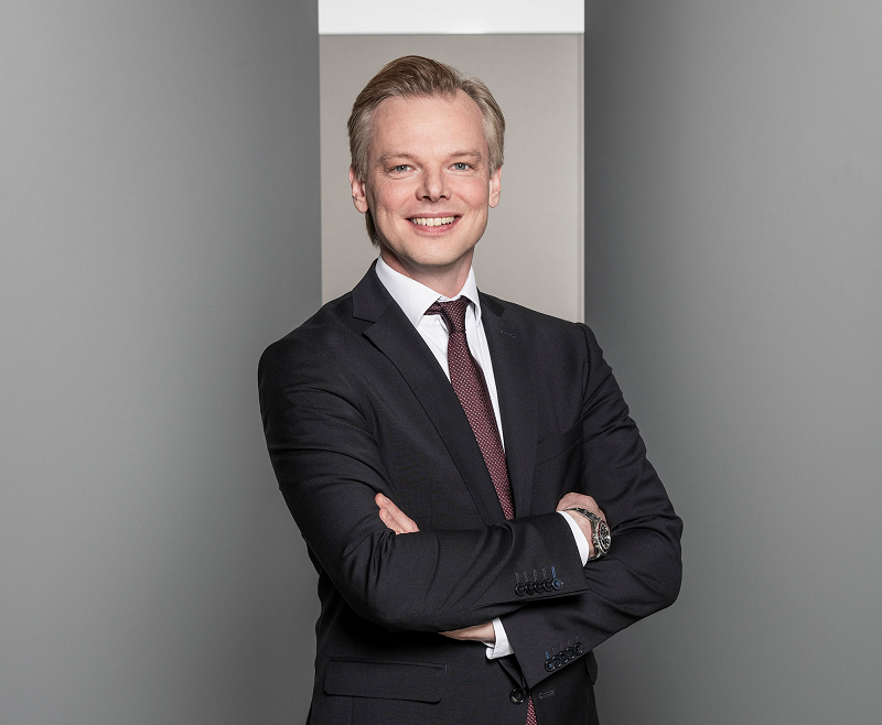 Peter Sidlo, CFO der Casinos Austria AG