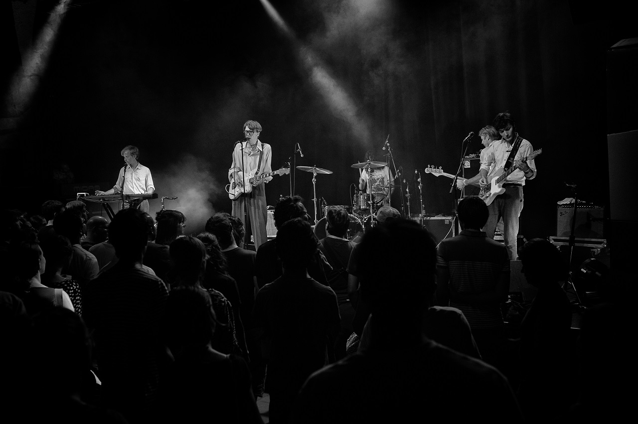Deerhunter live in Graz August 2019 Dom im Berg
