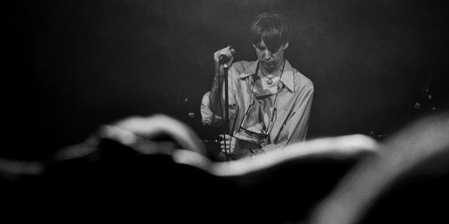 Deerhunter live in Graz August 2019 Dom im Berg