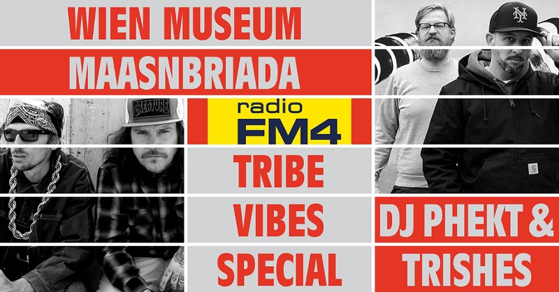 Tribe Vibes Special im Wien Museum