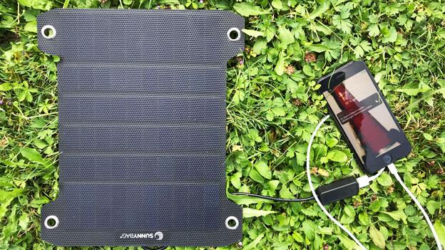 Sunnybag Solarpanel