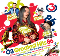Cover Ö3 Greatest Hits Vol 86